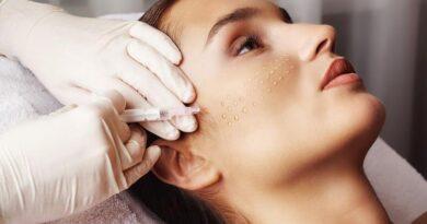 Косметические процедуры омоложения лица