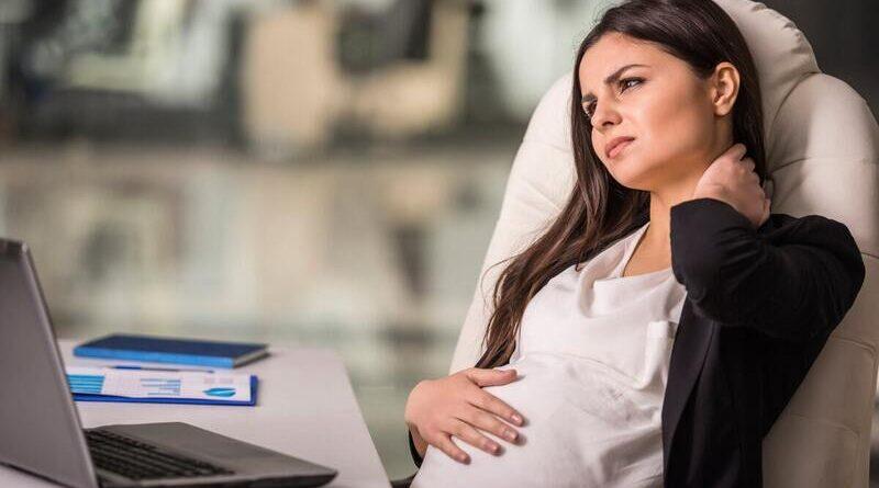 5 причин отказаться от компьютера беременной женщине