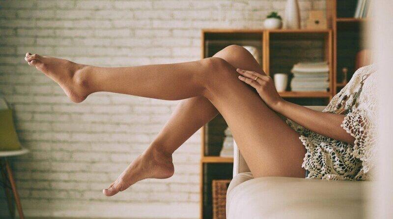 Секреты красивых женских ног