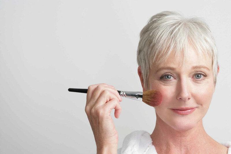 Старение кожи лица. Уход за возрастной кожей