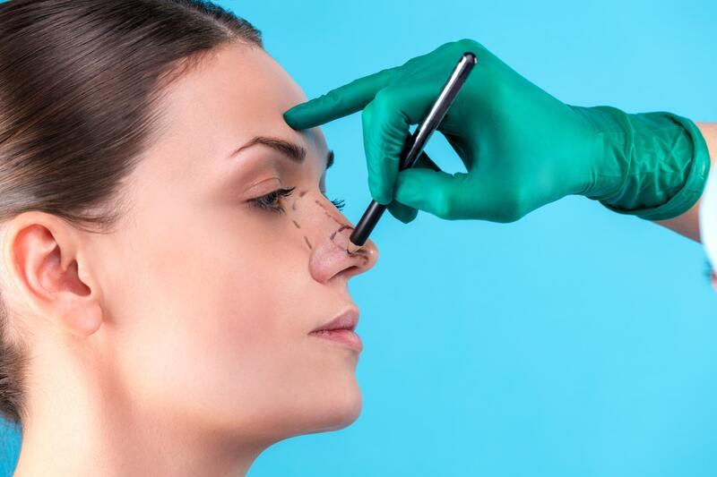 Пластика носа. Противопоказания и восстановление
