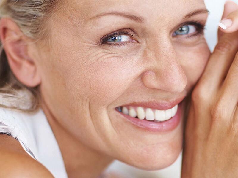 Морщины на лице. Уход за кожей по возрасту