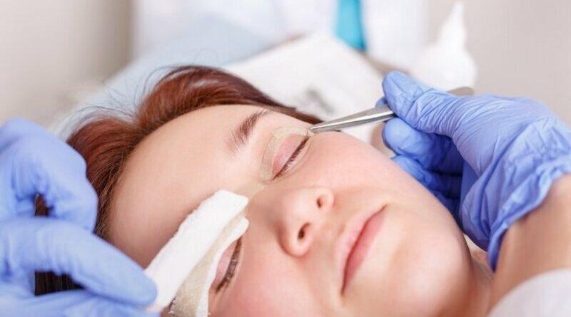 Операция верхнего века - лазерная или хирургическая
