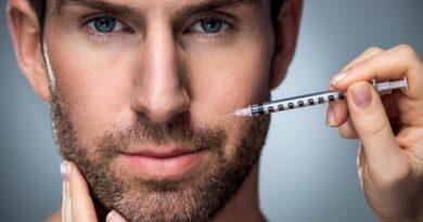 Косметология для мужчин. Как выглядеть красиво и спортивно