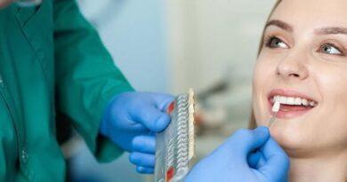 Косметическая стоматология. Восстановление отсутствующих зубов